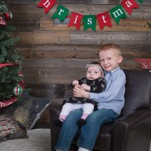 Barthel Family Christmas photos